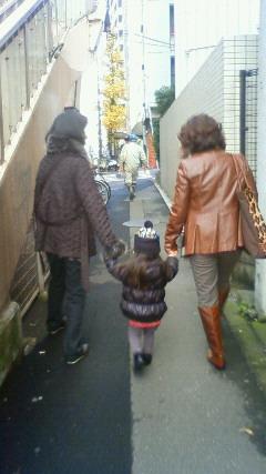 大好きなメメとおばちゃま